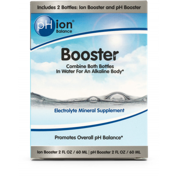 Alkaline Water Booster Drops