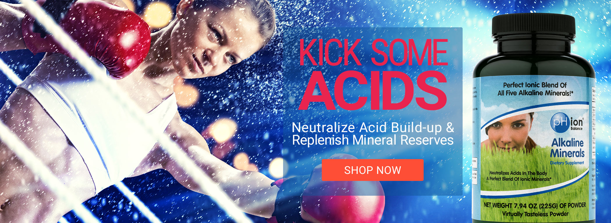 Kick Some Acids!