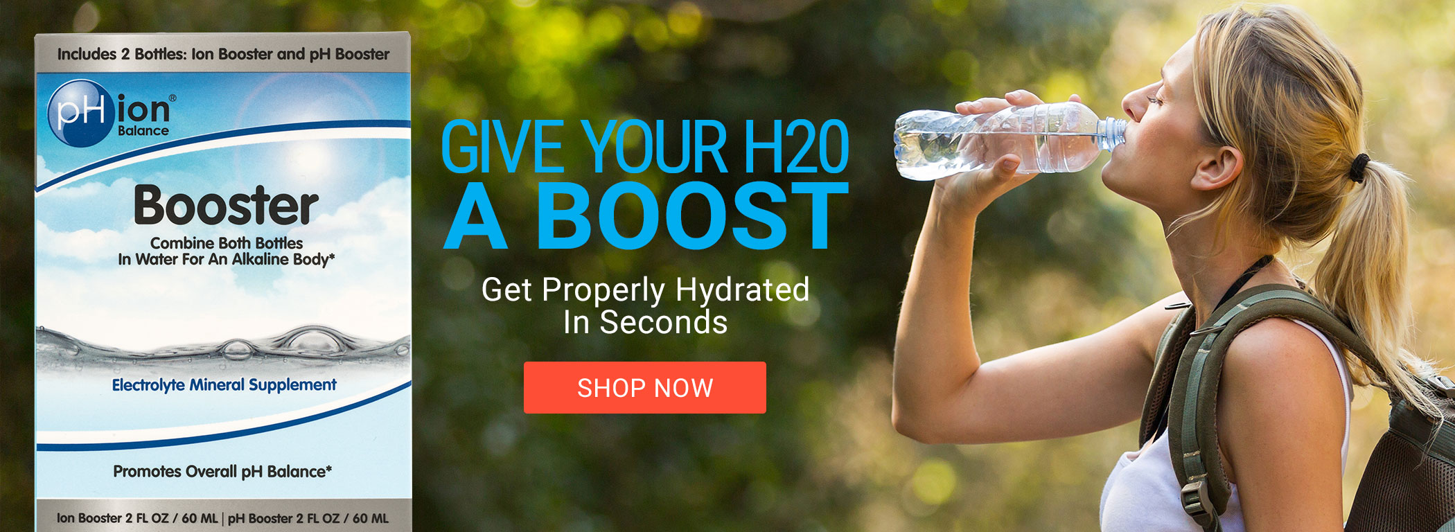 Give your H2O a Boost