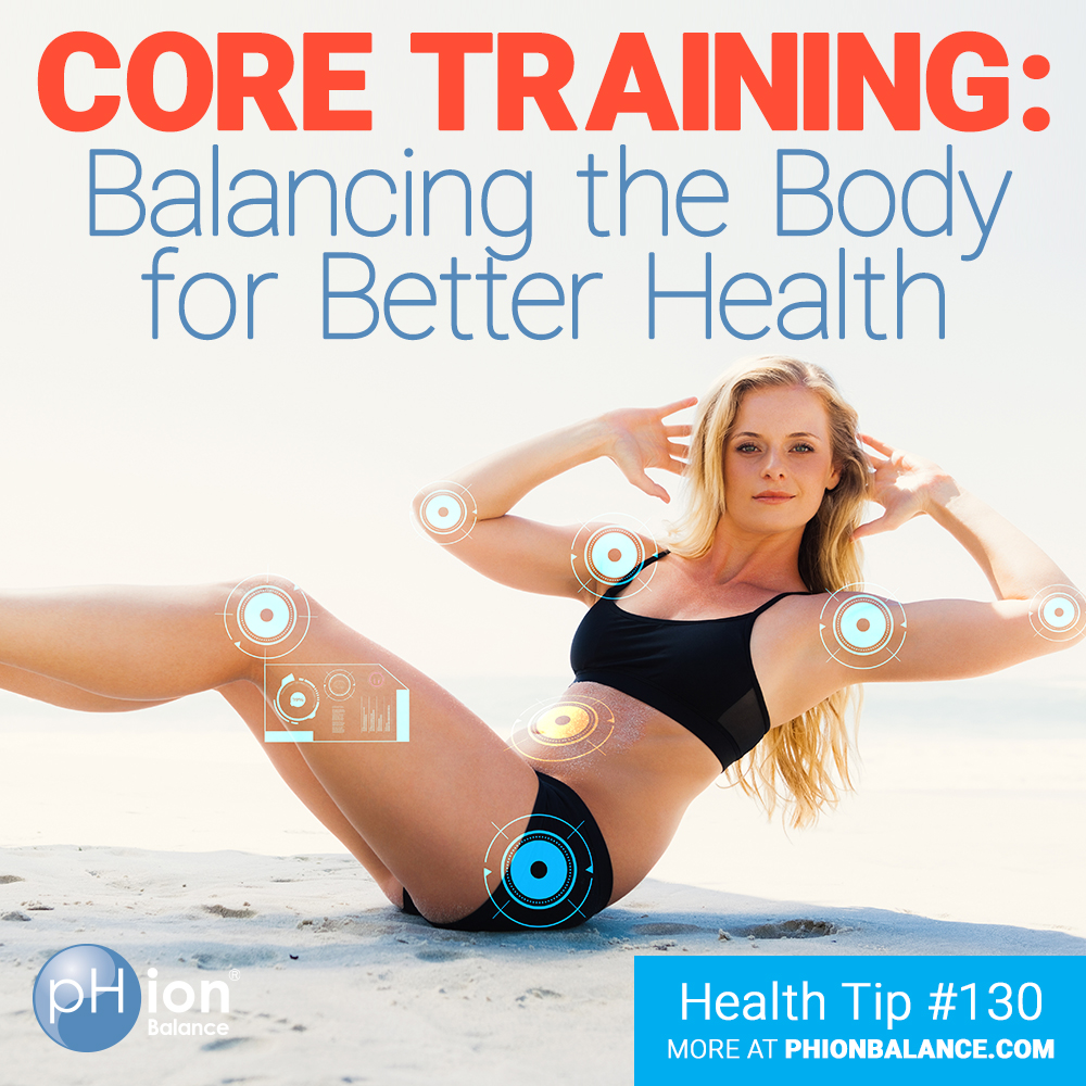 Core Training for Improved Healthy Aging