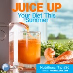 Juice Up Your Health This Summer