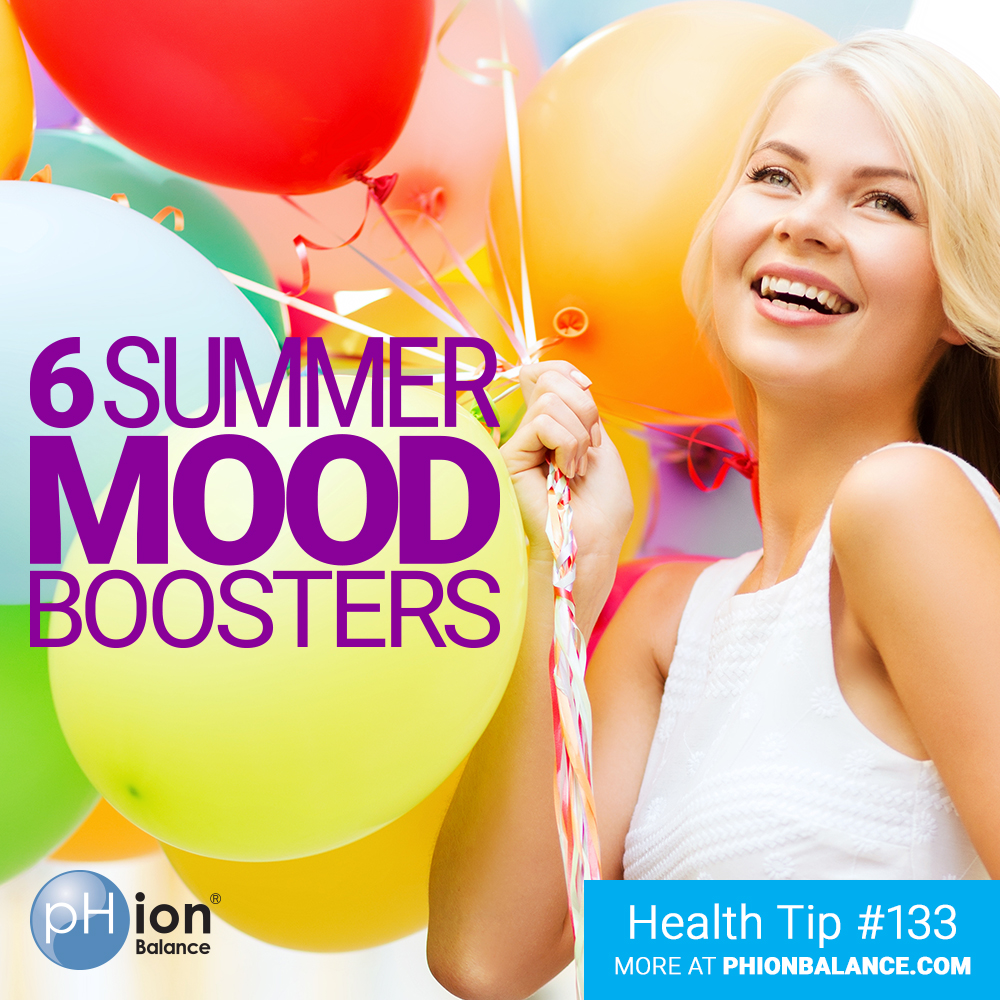 6 Instant Summer Mood Boosters