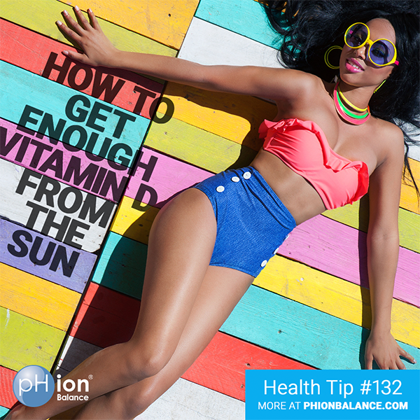 How To Get Enough Vitamin D From The Sun