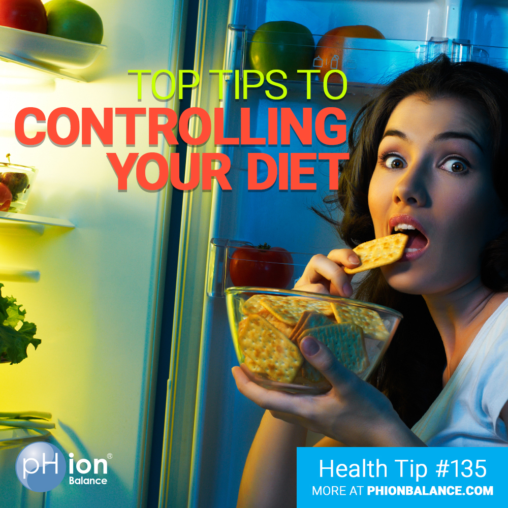 9 Simple And Easy Tips To Help You Gain Control Of Your Diet