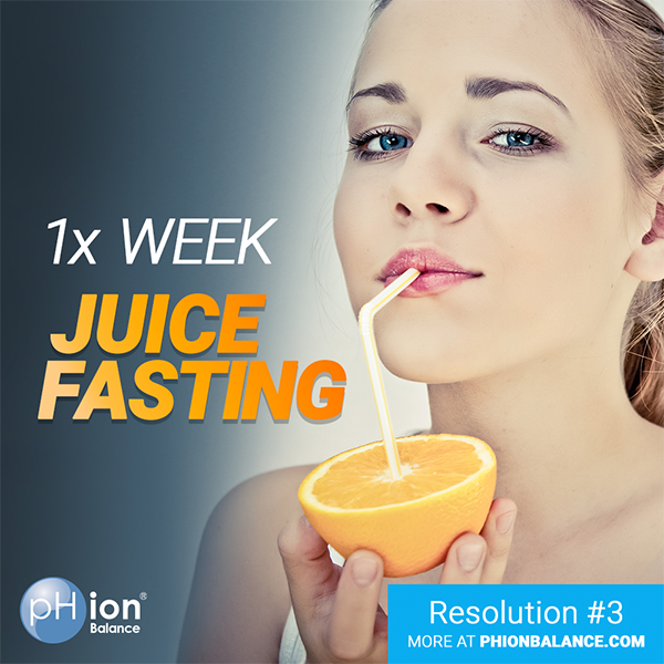 Once-a-Week Juice Fasting: The Simple Detox and Diet Prescription