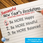 Successful New Year's Resolutions Start From The Inside Out