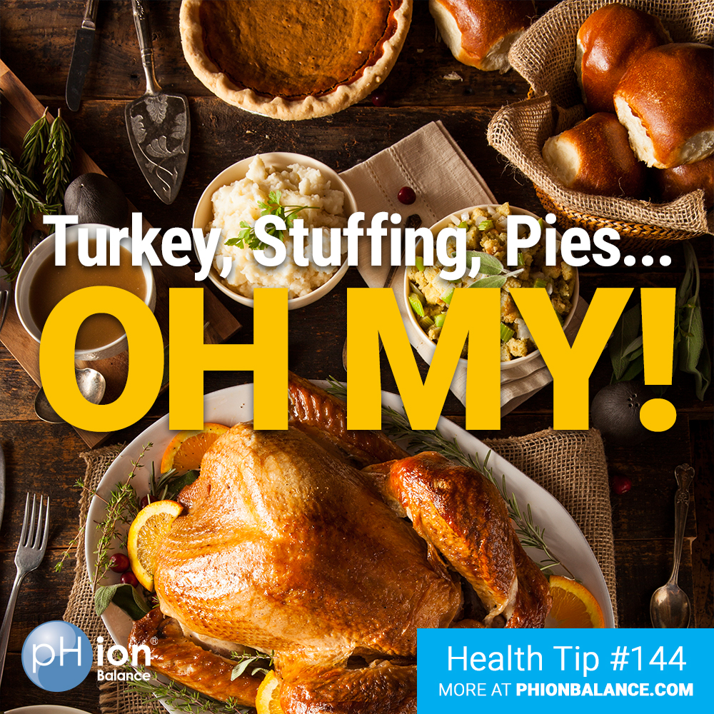 Healthy Holiday Survival Tips: Turkey, Stuffing, Pies…Oh My!