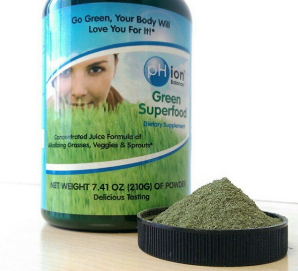 Alkalizing Green Superfood Giveaway From pHion Balance