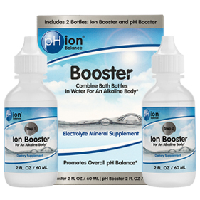 November Giveaway - Alkaline Water Booster Drops