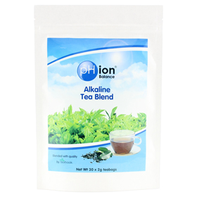 pHion Alkaline Tea Blend Giveaway