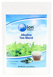 Tea giveaway - Alkaline Tea Blend