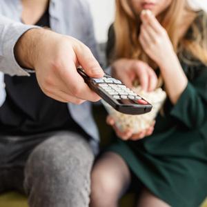 fall health - binge watching