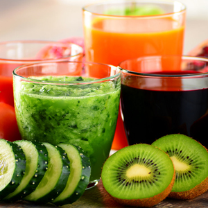 spring cleanse - juices