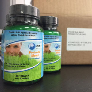 November Giveaway - pHion Probiotic Blend