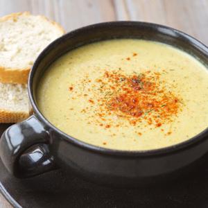 Winter Food - Creamy Soup