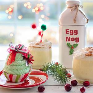 Winter Food - Eggnog