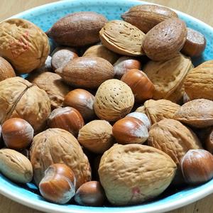 Winter Food - Nuts