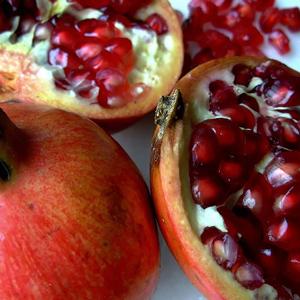 Winter Food - Pomegranate