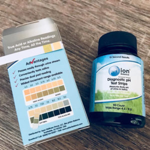 December Giveaway - Diagnostic pH Test Strips