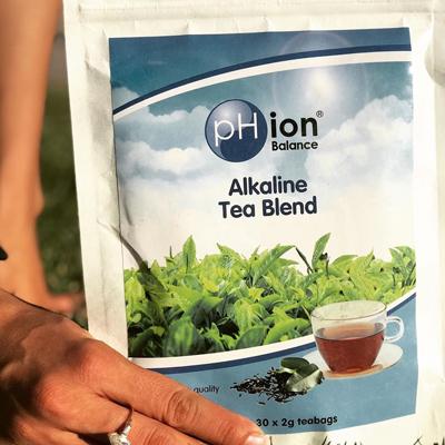 March Giveaway - Alkaline Tea Blend