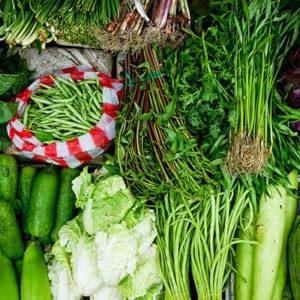 immune system - eat more greens